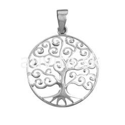 prívesok strom života striebro