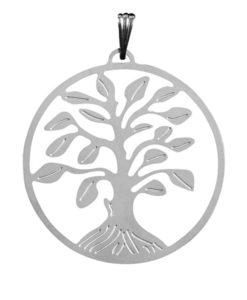Prívesok strom života oceľ