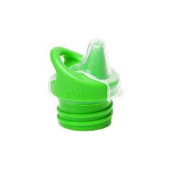 Náhradný uzáver na fľaše Klean Kanteen Kid Sippy Cap zelený