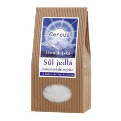 himalájska soľ diamantová do mlynčeka