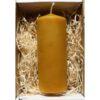 veľká sviečka z včelieho vosku (Eko Knôtik)