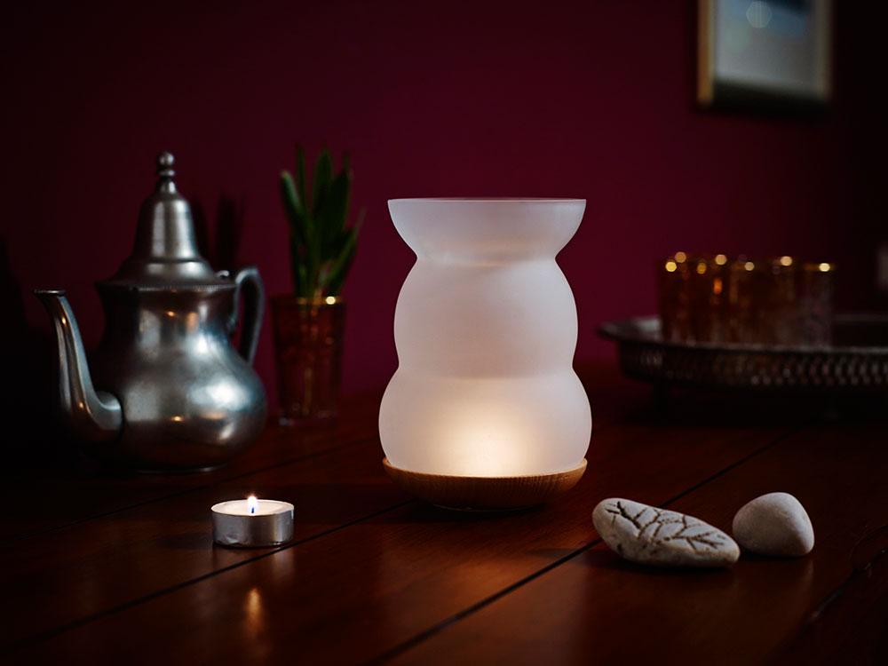 Vonná lampa Lucerna