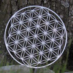 dekorácia kvet života slnko