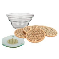Podložky a misky