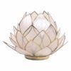 čajový svietnik lotos veľký