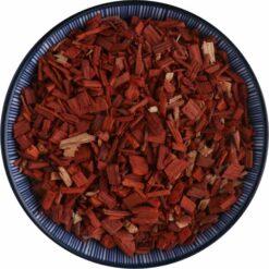 santalové drevo červené