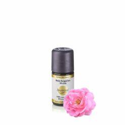 Ružový olej bio 5ml s kvetom