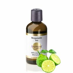 Bergamotový olej bio 100 ml