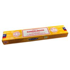 Vonné tyčinky Satya Nag Champa - Santalové drevo