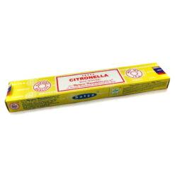 vonné tyčinky vôňa citronela