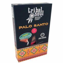 Vonné kuželeaTečúci dym Tribal Soul Palo santo